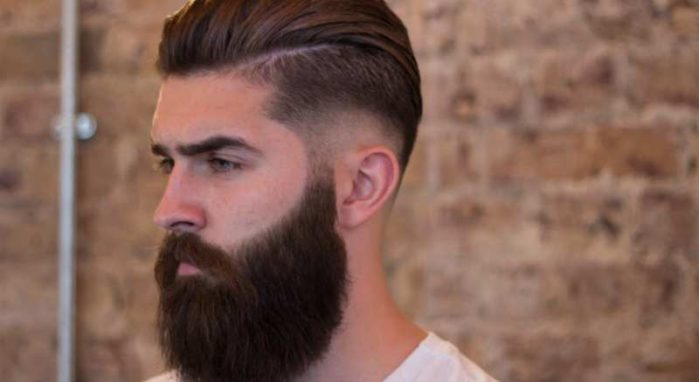 A Barba Degradê é outra grande entre as tendências para barbas 2018