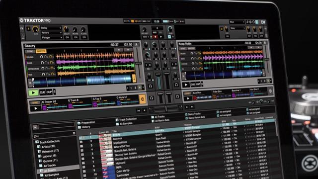 Traktor 2 11 update brings Step sequencing, Ableton link and
