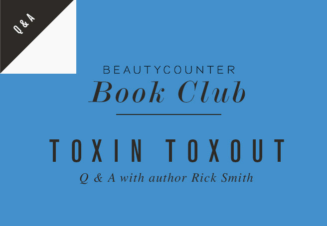 Toxin Toxout Q&A With Author Rick Smith