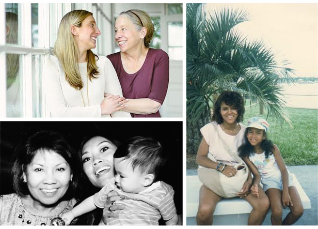 9 Priceless Beauty Lessons We Learned From Mom