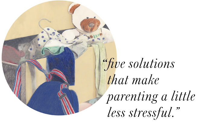 5 Creative Solutions for Working Parents