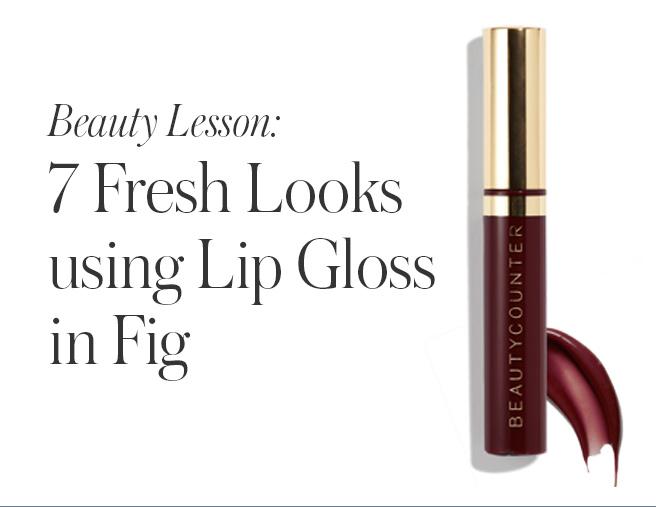 7 Ways To Wear Berry Lips