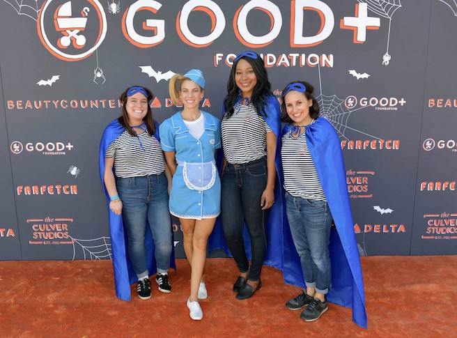 Beautycounter Gives Back: Good+ Foundation Halloween Bash