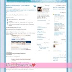 Another Free Blogger Template.. :D