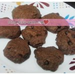 Recipe Biskut Chocolate Chips Simple and Sedap.. ~~