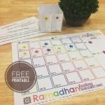 Star Reward Chart Puasa Ramadhan (Free Printable)