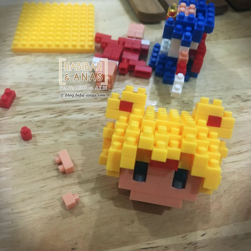 microblock-sailormoon- assemble the blocks