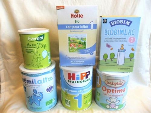 la lait infantile bio, la solution la plus saine pour votre bébé