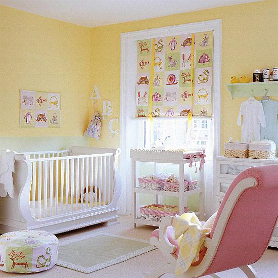 como elegir el color de la habitación del bebe 5