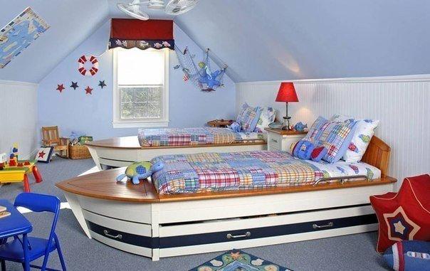 Habitaciones infantiles tematicas