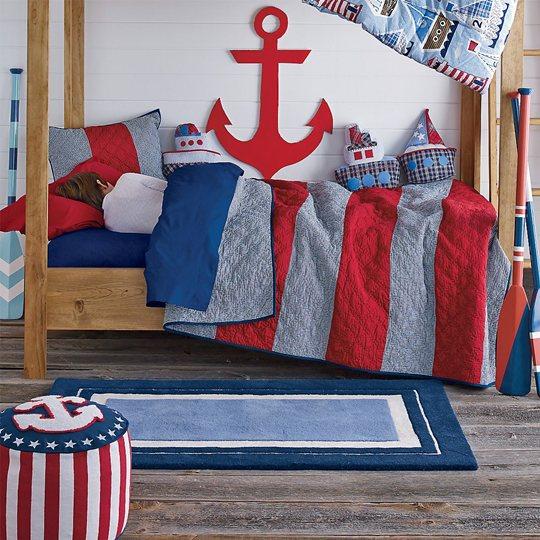 El estilo marinero en decoracion infantil