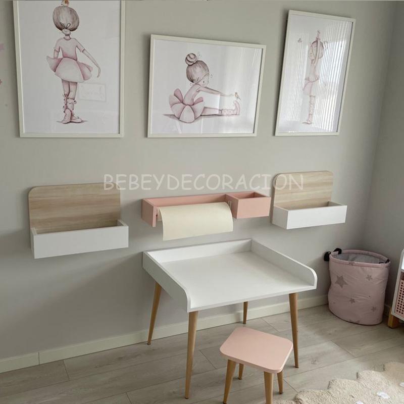 proyecto habitacion infantil de niña resultado final 3
