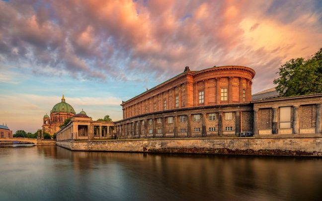 Le Taximètre Berlin l'Île aux musées