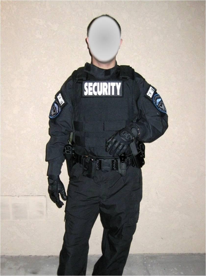 Security Guard Consultant