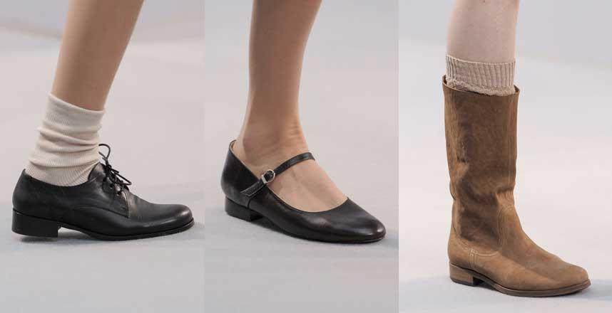 Agnes B. | | Paris Fashion Week | Fall-Winter 2013-2014 | Shoes. Calzado