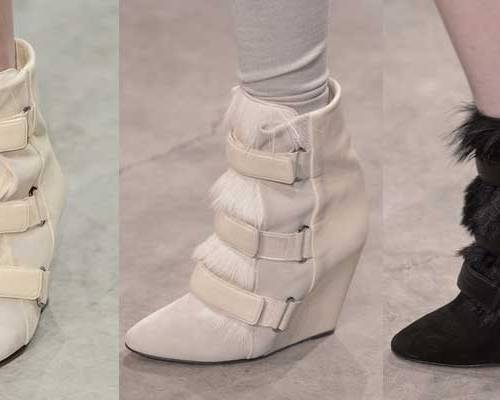 Isabel Marant | Paris Fashion Week | Fall-Winter 2013-2014 | Shoes. Calzado