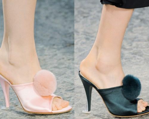 Sportmax | Milan Fashion Week / Semana de la Moda de Milán | Spring-Summer 2014 | Primavera-Verano 2014 | Shoes / Calzado
