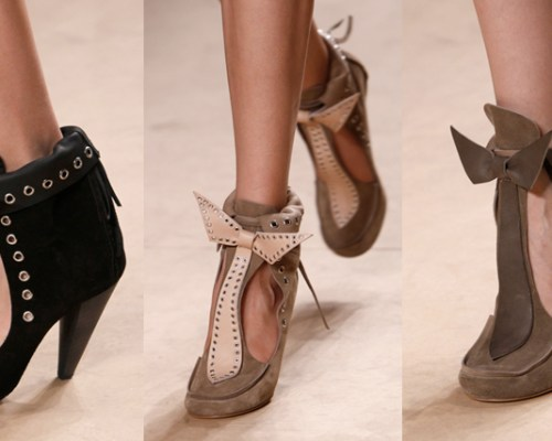 Isabel Marant | Paris Fashion Week / Semana de la Moda de Paris | Spring-Summer 2014 | Primavera-Verano 2014 | Shoes / Calzado
