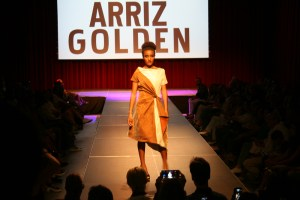 Arriz Golden. Africa Fashion Week Barcelona 2015
