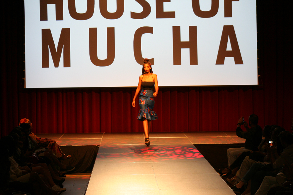 House of Mucha. Africa Fashion Week barcelona 2015