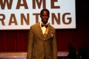 Kwame Koranteng. Africa Fashion Week barcelona 2015