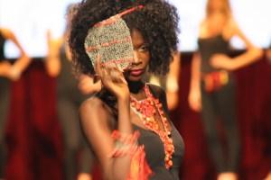 Joyas Sempera. Africa Fashion Week Barcelona 2015. Detalle.