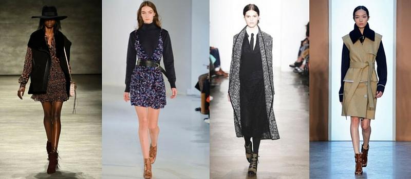 New York Fashion Week. Fall-Winter 2015-2016