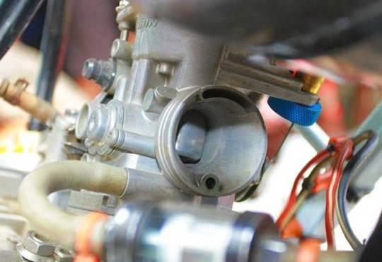 Bikin Karburator Vakum Motor Skutik Tetap Irit