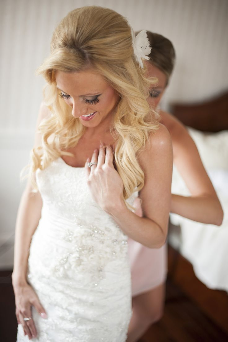 Brides Let Your Hair Down Minneapolis Wedding Hair And