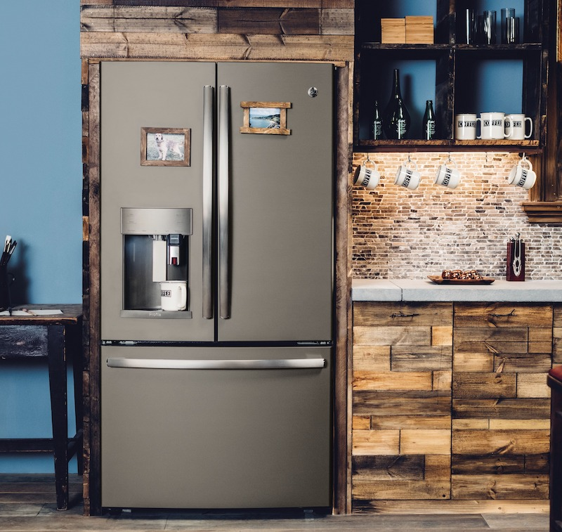 Choosing Between Slate, Black Stainless Steel, And Black