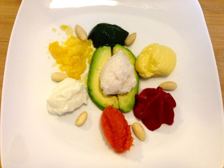 Panache of Vegetables