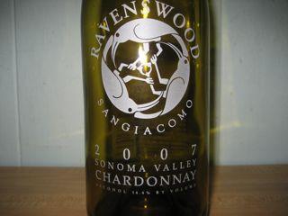 Ravenswood 2007 chardonnay