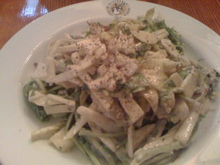 Blue Cheese, Apple, and Endive Salad