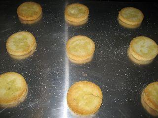 Brioche croutons