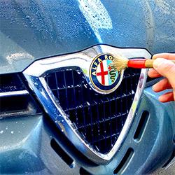 Lavagem Externa com Cera - Faça a lavação do seu carro na Bem Auto Soluções Automotivas, Oficina mecânica especializada no Kobrasol, São José, Florianópolis, Biguaçu, Palhoça.
