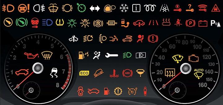 Você sabe o significado das luzes do painel do seu carro?