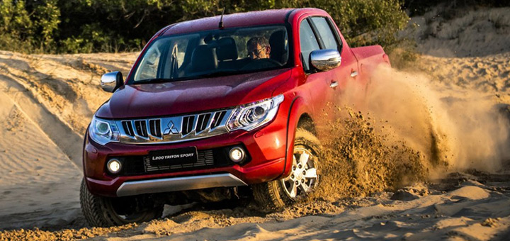 L200 Triton Sport: nova geração da Mitsubishi chega ao Brasil
