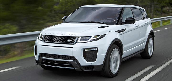 Range Rover Evoque agora é nacional