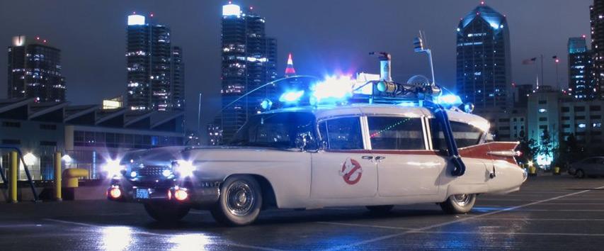 Cadillac Miller-Meteor, carro do filme Os Caça-fantasmas - Bem Auto Oficina mecânica especializada no Kobrasol, São José, Florianópolis, Biguaçu, Palhoça - Carros que marcaram a história do cinema