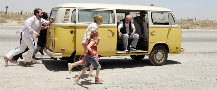 Carro do filme Pequena Miss Sunshine - Volkswagen Kombi - Bem Auto Oficina mecânica especializada no Kobrasol, São José, Florianópolis, Biguaçu, Palhoça - Carros que marcaram a história do cinema