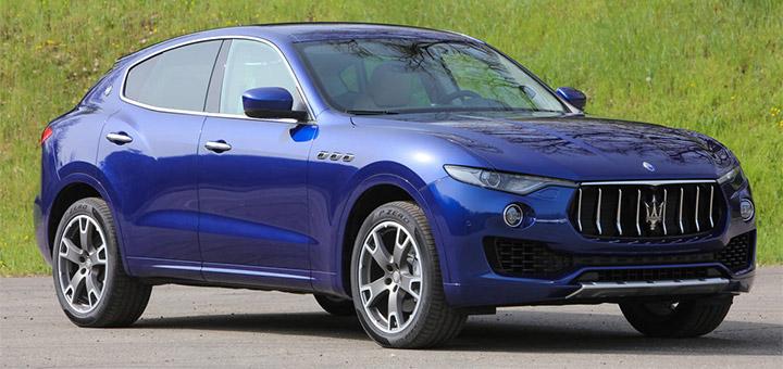 Maserati lança um SUV: Levante - Bem Auto oficina mecânica especializada no Kobrasol, São José, Florianópolis, Biguaçu, Palhoça.