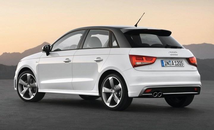 Audi usado: antes de comprar, leve em consideração o que a Bem Auto, oficina especializada, tem a dizer. Revisão Audi em Florianópolis - Bem Auto Oficina Mecânica especializada no Kobrasol, São José, SC. Palhoça e Biguaçu. Na foto, Audi A1 Sportback