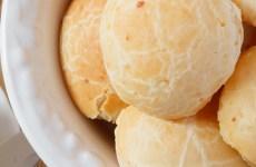 pão de queijo do bem