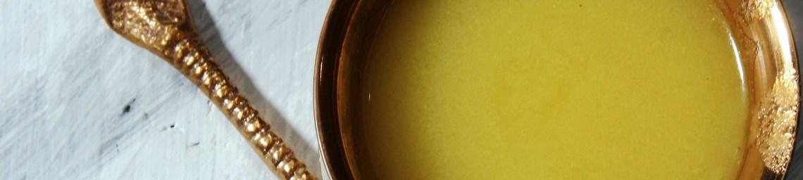Manteiga ghee