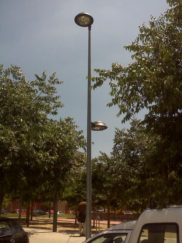 Luminarias Vialia Evo LED, Sabadell