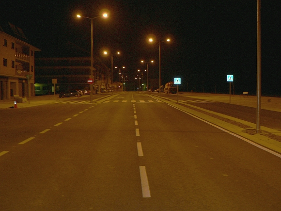 iluminación VIALIA EVO - Aínsa-Sobrabe