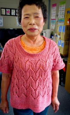 yarn alive sweater