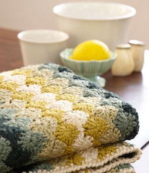 Greenway free crochet afghan pattern in Berroco Comfort