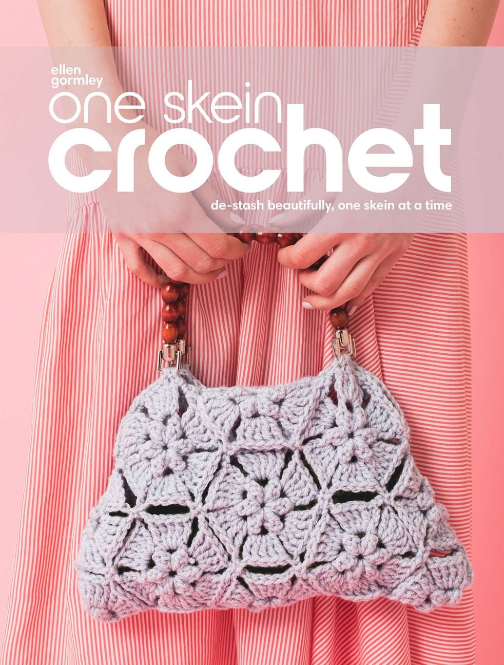 one skein crochet by ellen gormley