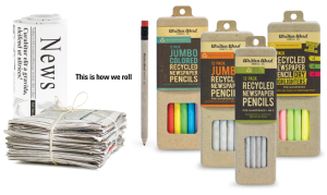 Written Word Pencil Company - New York National Stationery Show
